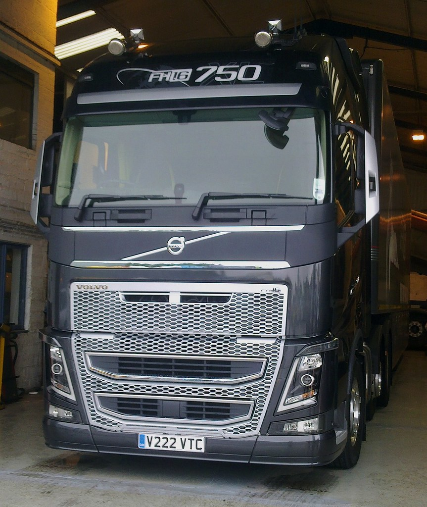 Volvo Fh16 750 New Volvo Fh16 750 At Dealers Volvos