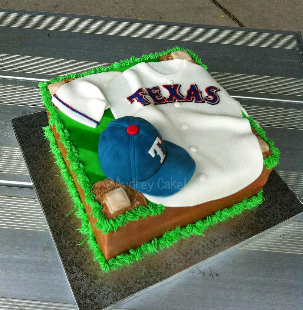 White Texas Cake