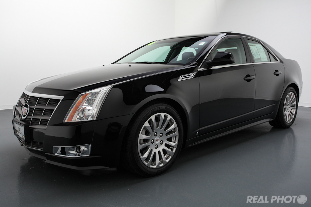 2010 Cadillac CTS Black  2010 Cadillac CTS Black in the Dea  Flickr