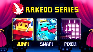 Arkedo Series for PS3 | by PlayStation.Blog