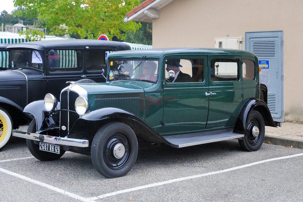 renault  vivaquatre kz9  france  1933