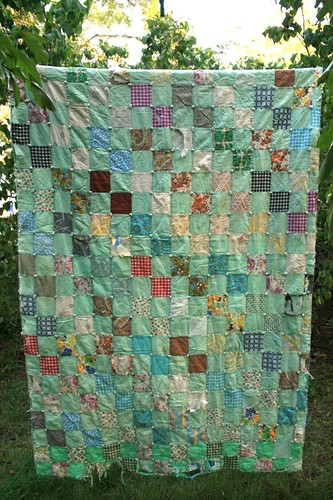 great grandma's quilt | by sonnetofthemoon