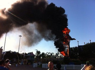 Big Tex Fire | by greychr