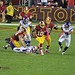 Redskins QB Robert Griffin III runs 76 yards for the touchdown!!! (Redskins 38, Vikings 26)