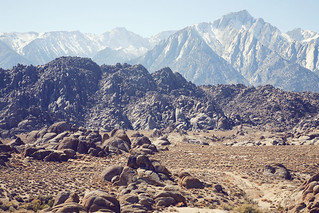 Alabama Hills | by Amanda Mae Bird