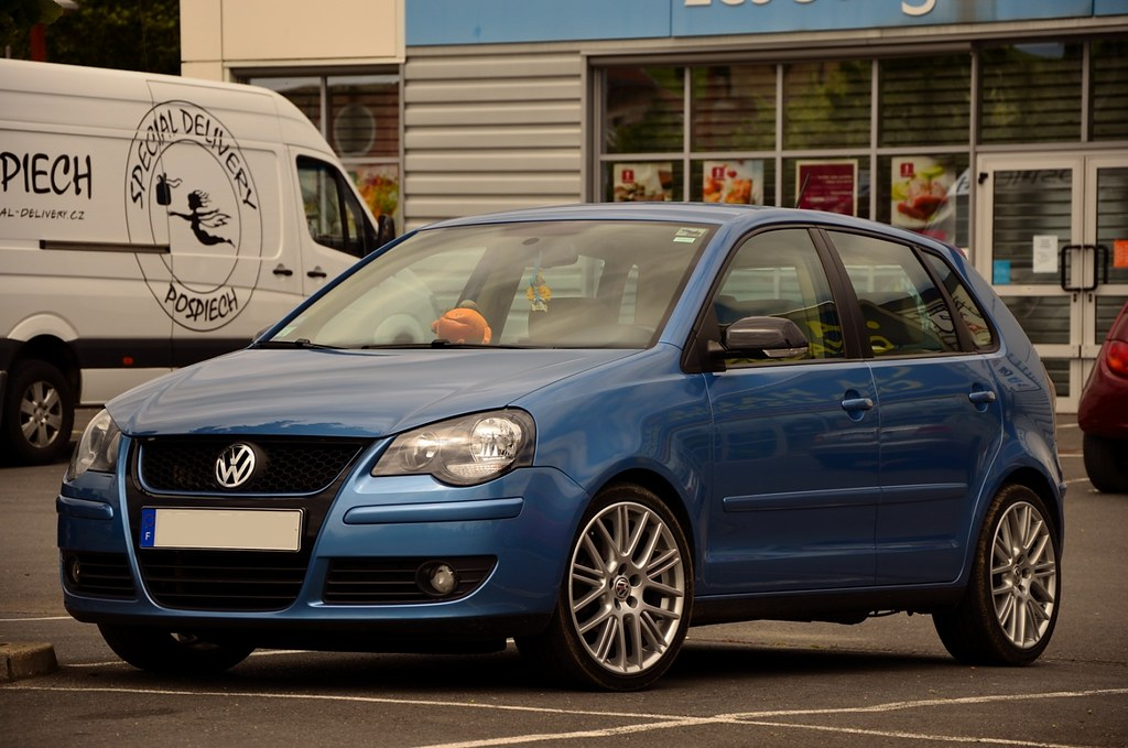 vw polo 9n3 tdi carat mode s flickr. Black Bedroom Furniture Sets. Home Design Ideas