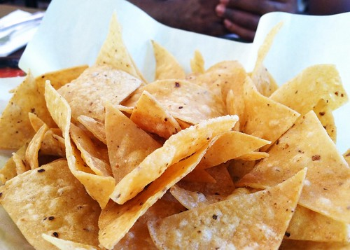 Tortilla chips | by cindylu