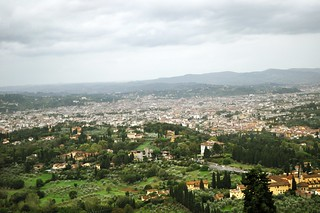 Firenze vista da Fiesole | by T'nello