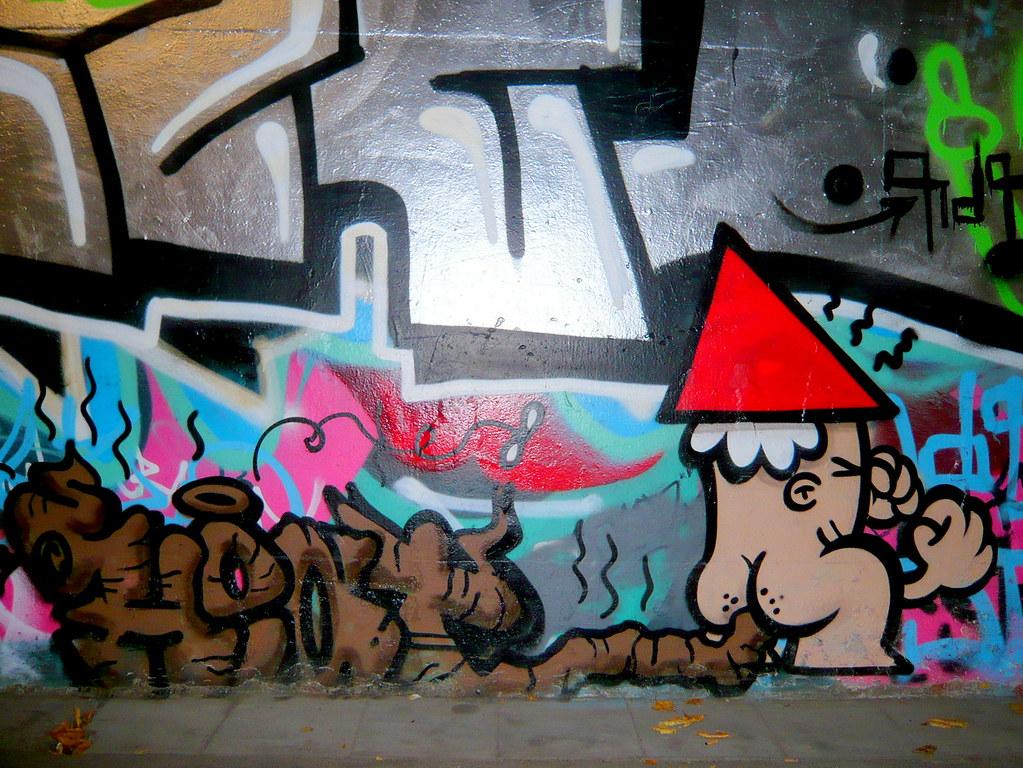 Graffiti wall utrecht - Graffiti Wall Utrecht 43