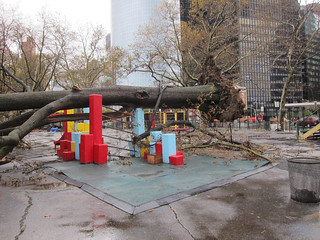 Playground near South Ferry. | by sashae