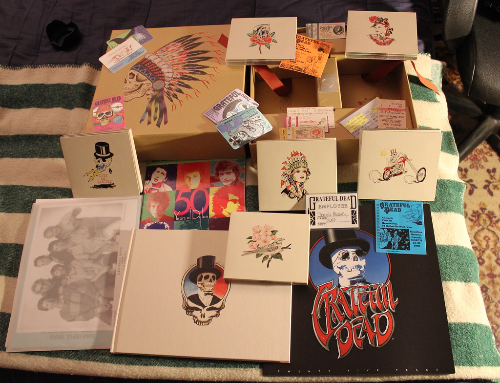 Grateful Dead Spring Tour  Box Set