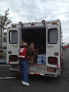 Hurricane Sandy - Staten Island | by American Red Cross