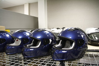 SR1 pretests | by Schuberth GmbH