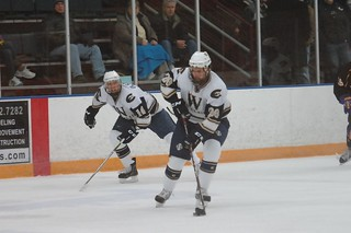 1-25-13 | MHKY vs. St. Norbert | by UWECblugolds