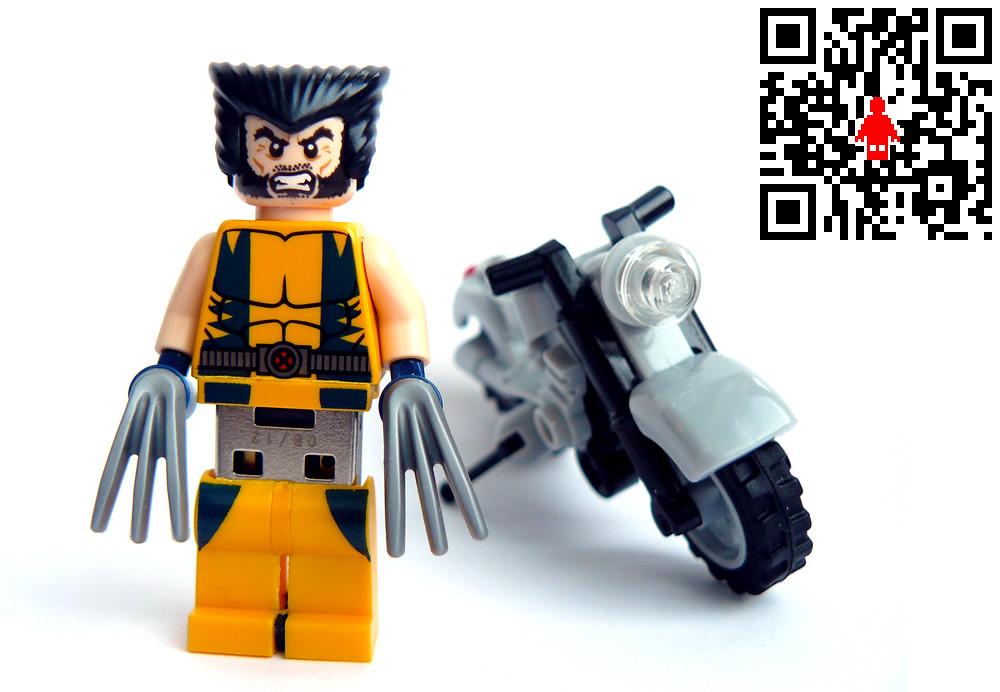 32GB USB Stick in complete Lego Superhero | Handmade www.you… | Flickr