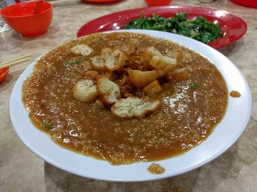 Fried Congee