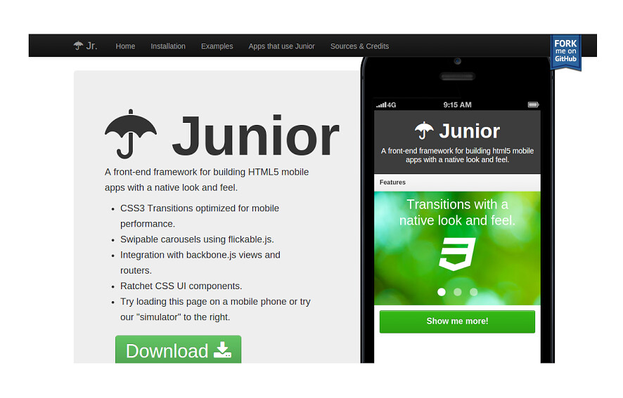 junior-framework