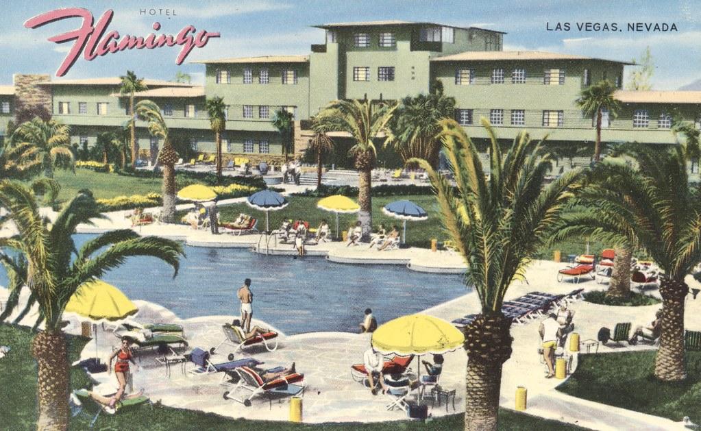 Hotel Flamingo - Las Vegas, Nevada