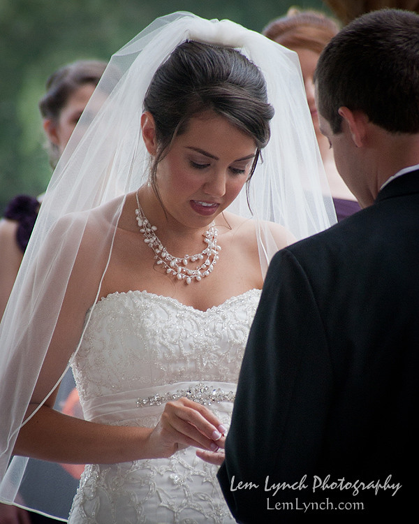 Wedding At The WoodMill Winery In