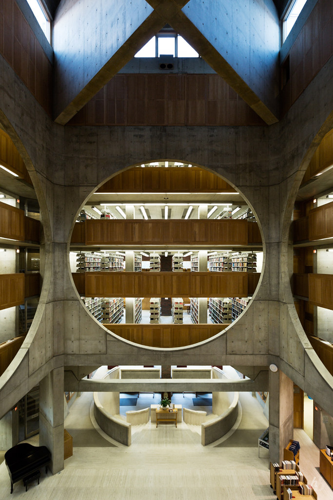 Phillips Exeter Academy Library Phillips Exeter Academy