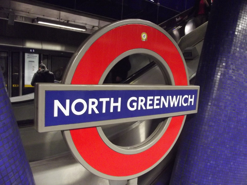 north greenwich underground station the plan on the. Black Bedroom Furniture Sets. Home Design Ideas