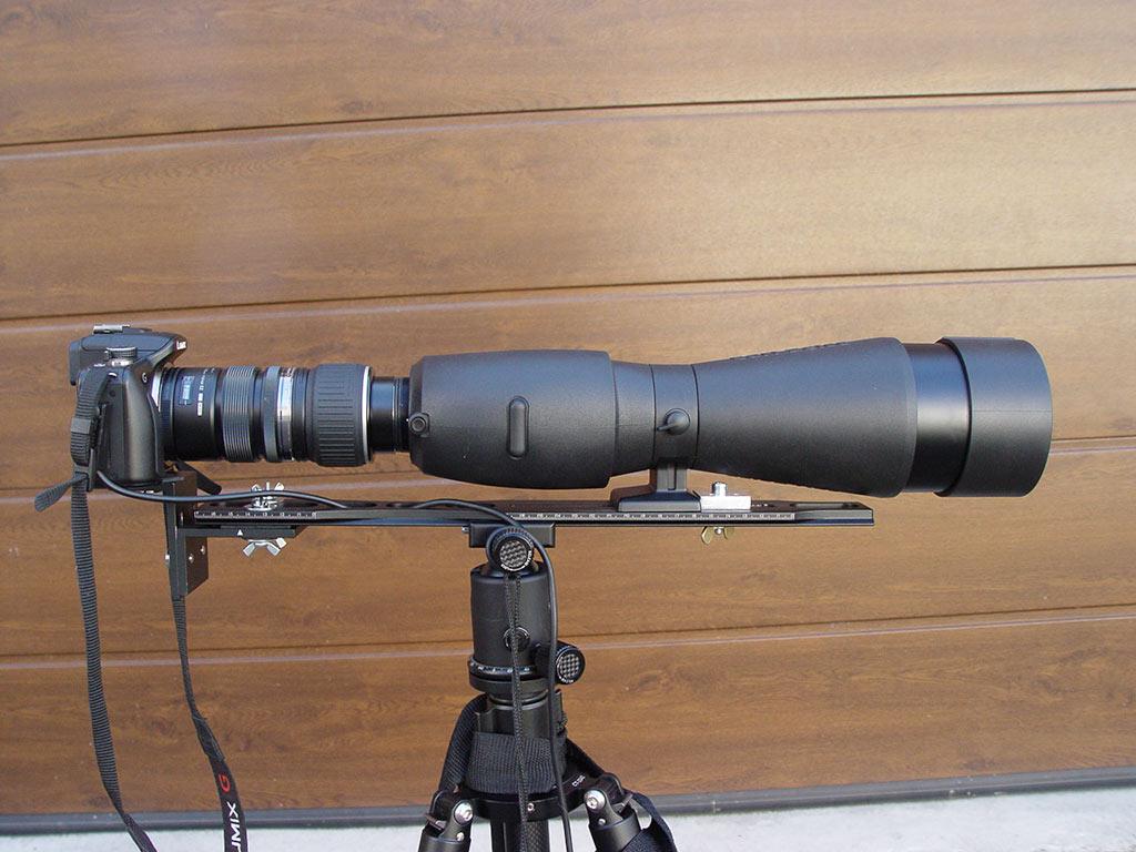 Spektiv mit feisol teleobjektivschiene die teleobjektivschu2026 flickr
