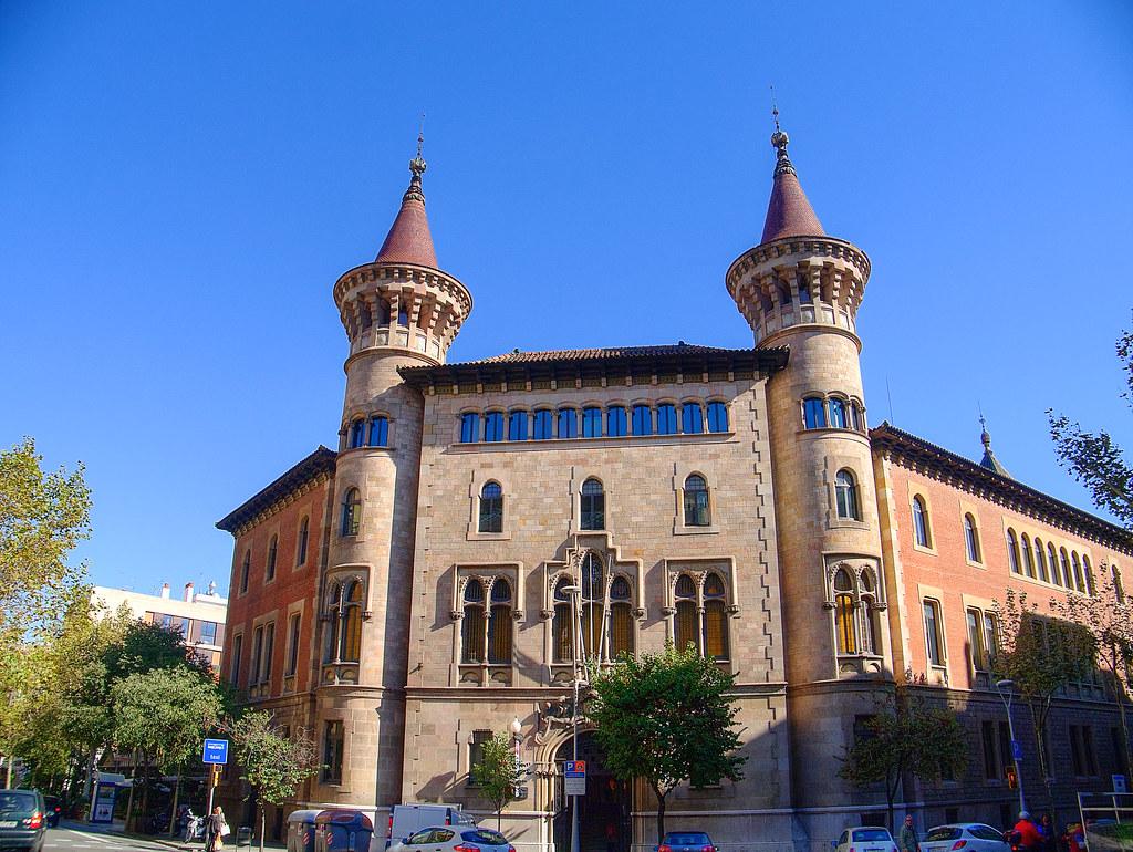 Conservatorio municipal de m sica de barcelona gaspar for Conservatorio de musica
