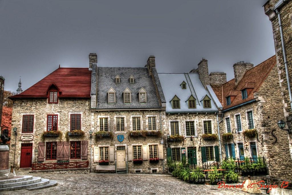 Maison Dans Le Vieux Qu Bec House In Old Quebec Thank