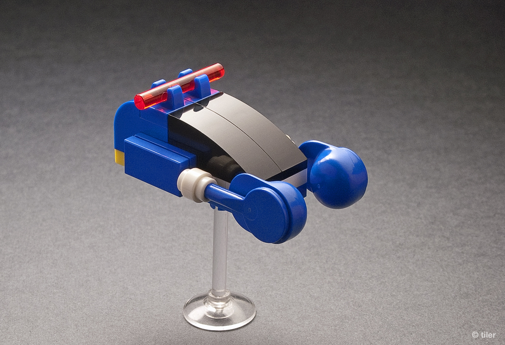 Lego Blade Runner Spinner   Almost forgot about this one. I'…   Flickr