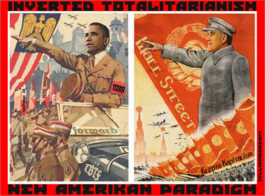 Inverted totalitarianism