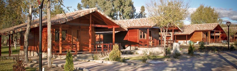 Construcci n de bungalows en madera casas de madera - Construccion de bungalows ...