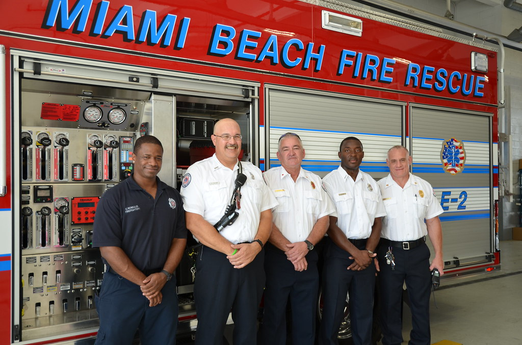 City Of Miami Beach Fire Department Jobs