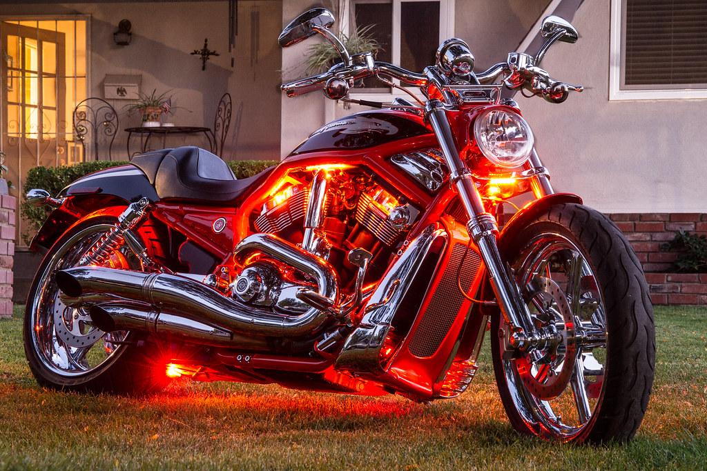 Harley Davidson V Rod Screamin Eagle