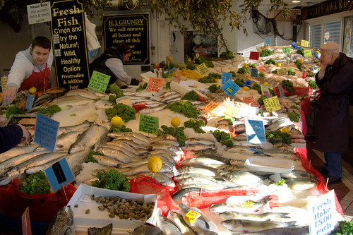 Bolton Indoor Fish Market The Most Amazing Plaice