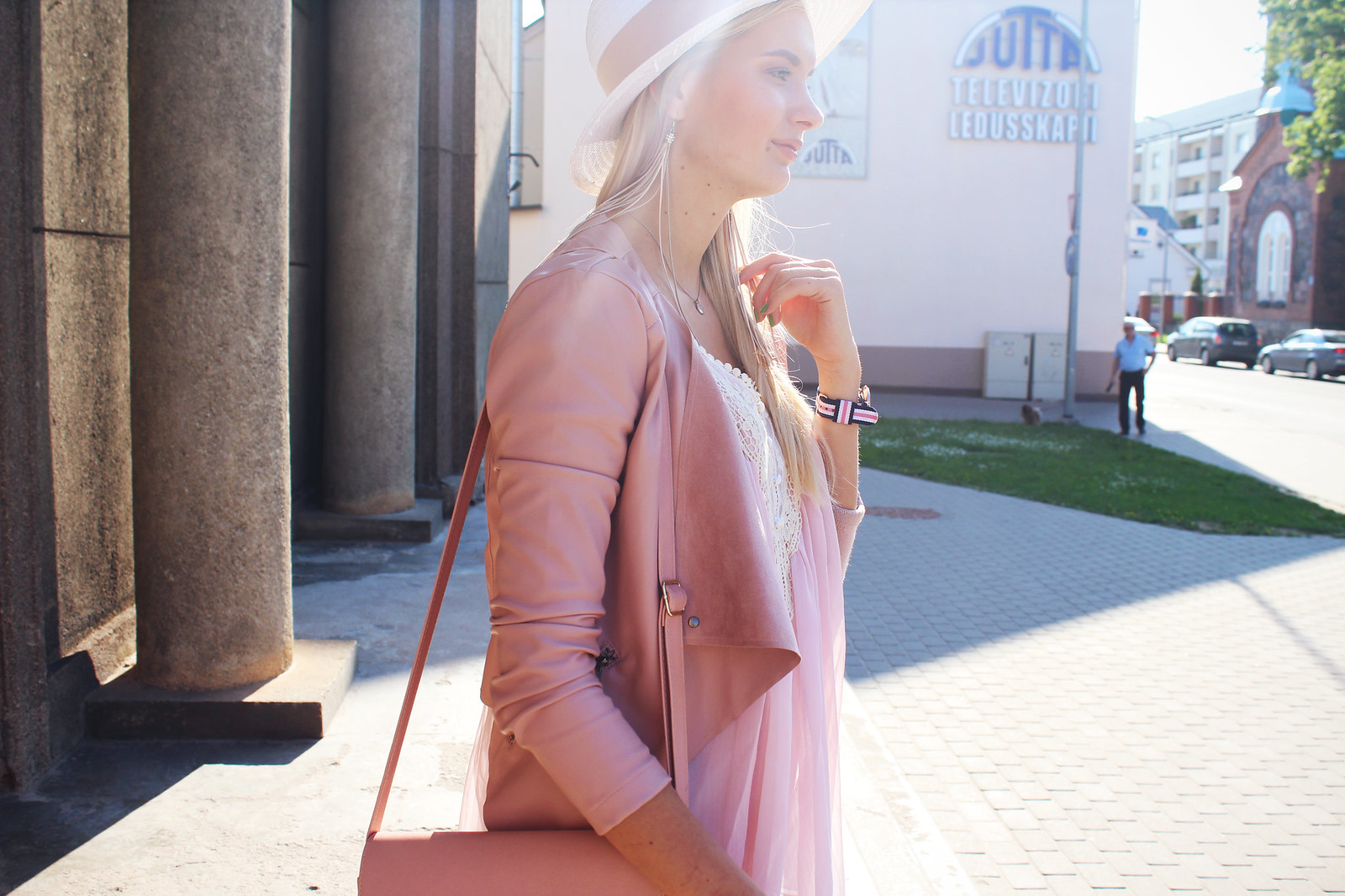 End of summer outfit post