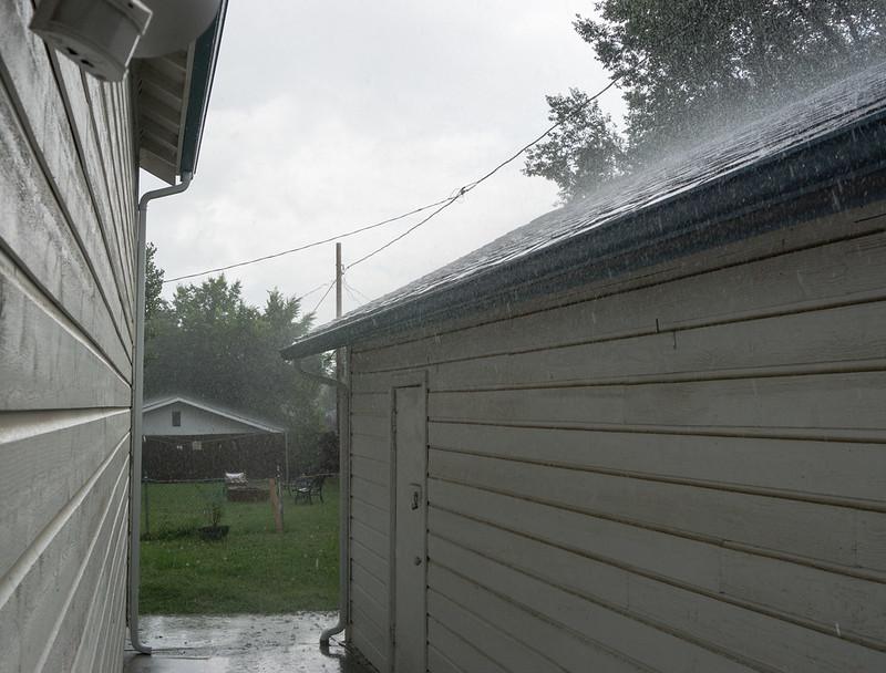 Sept 1st Heavy Rain 1