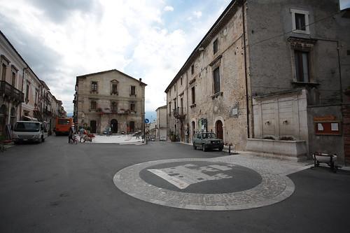 Piazza di Pacentro