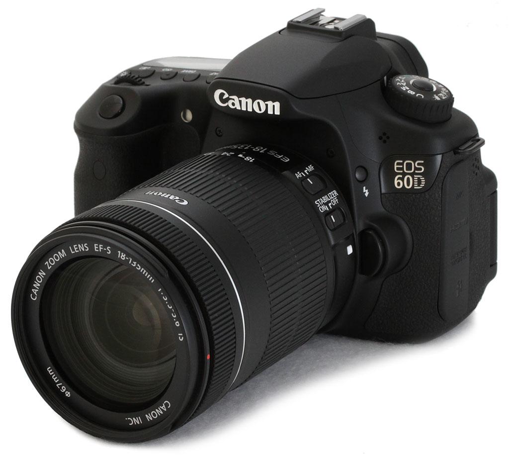 Canon EOS 60D kirala