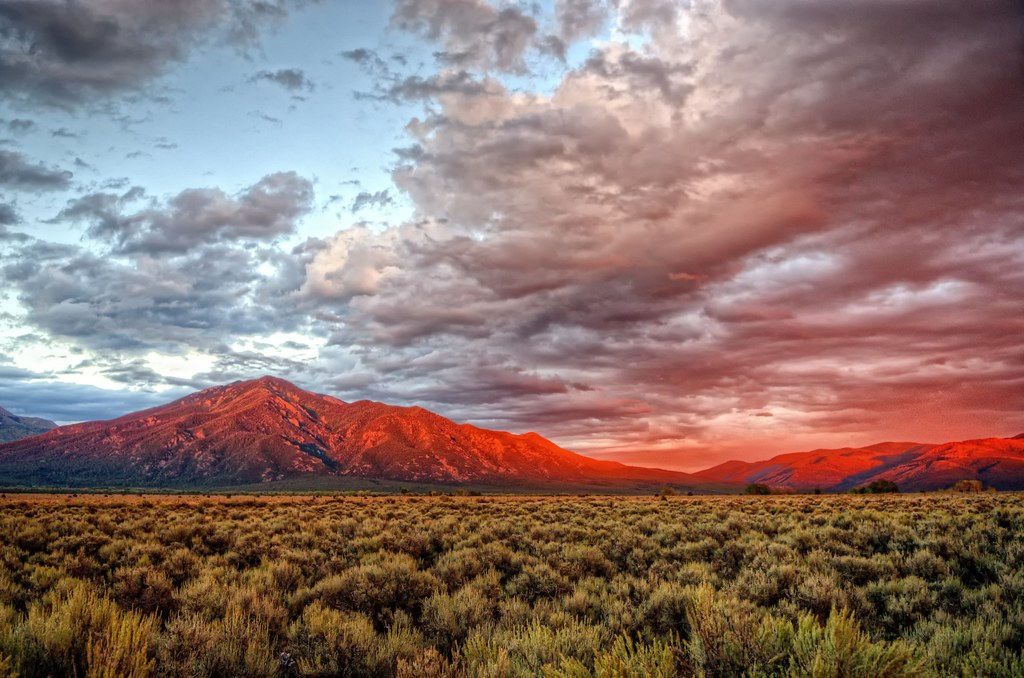 Taos New Mexico Vacation Home Rental