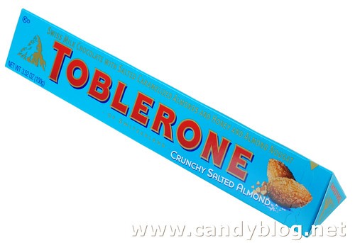 Toblerone Crunchy Salted Almond | by cybele-