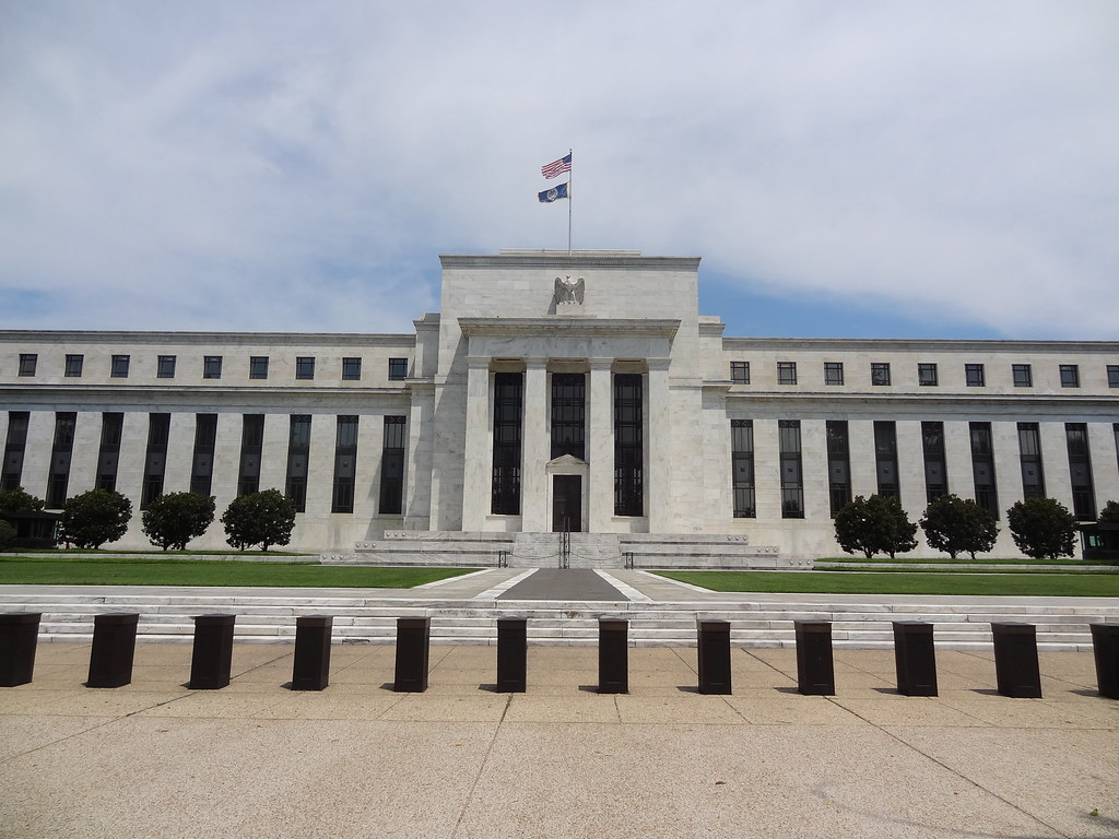 Federal Reserve Marriner Eccles Tour