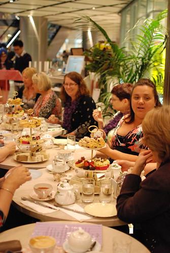 Victoria Tea Room Mission Tx