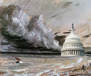 DC Emerges from Frankenstorm, after John Constable | by Mike Licht, NotionsCapital.com