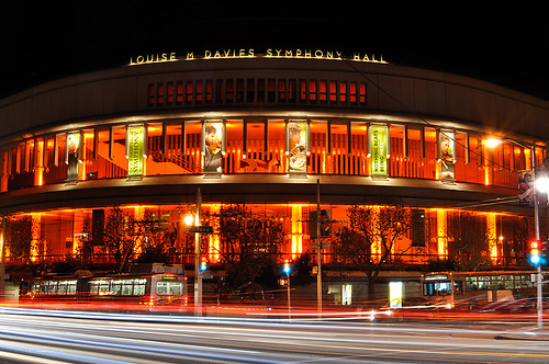 Davies Symphony Hall | by James Larieau