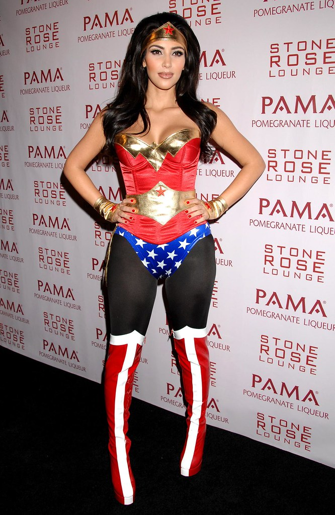 Kim Kardashian Wonder Woman Best One Yet For Must Have Wh Flickr