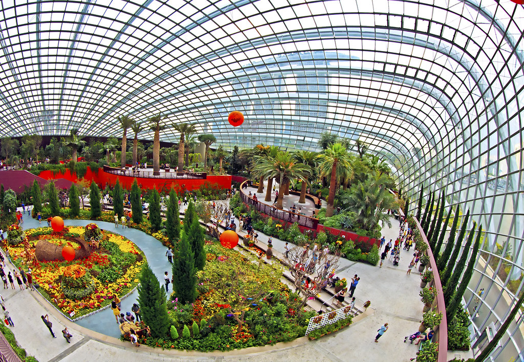 Image result for Flower Dome