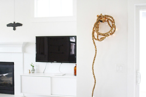 rope light DIY | by AMM blog