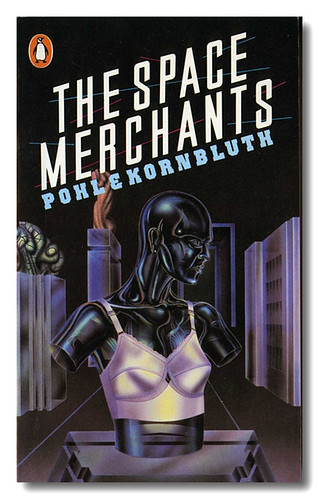 'The Space Merchants' by Frederik Pohl and C M Kornbluth