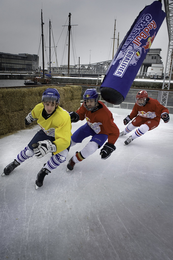 Red Bull Crashed Ice 2013: nationale kwalificatie ...