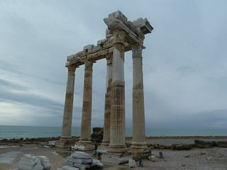 Temple of Apollo in Side | by mattkrause1969